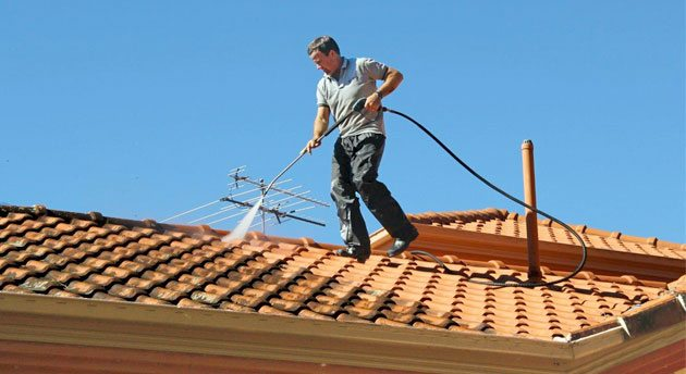 driveway pressure cleaning Adelaide
