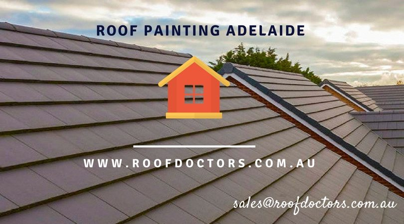 roof painting adelaide cost