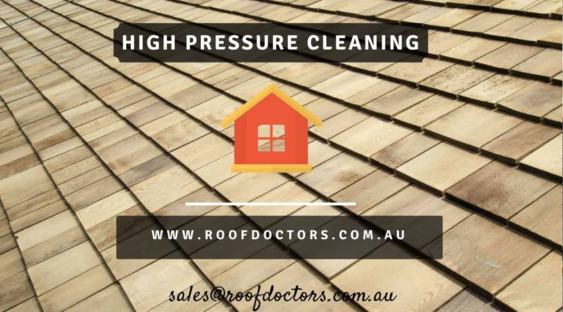 3 Reasons Why High Pressure Cleaning Is Best Left To Professionals