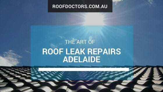 how to stop roof tiles leaking