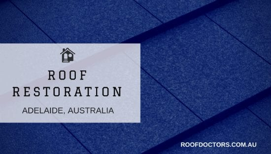 Everything You Need To Know About Roof Restoration