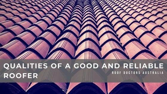 Qualities Of A Good And Reliable Roofer: Using The Best Tile Repair Kit And Being Insured