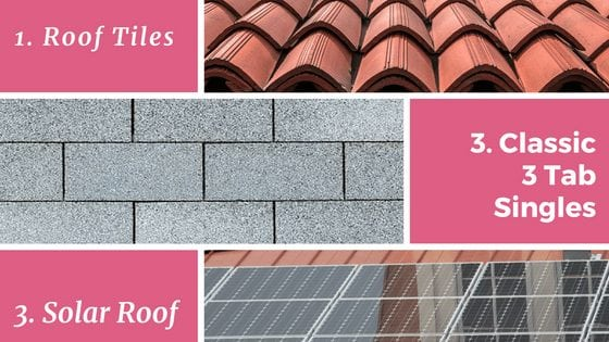 Top 3 Types Of Roof Shingles Known For Their Cost-Effectiveness!
